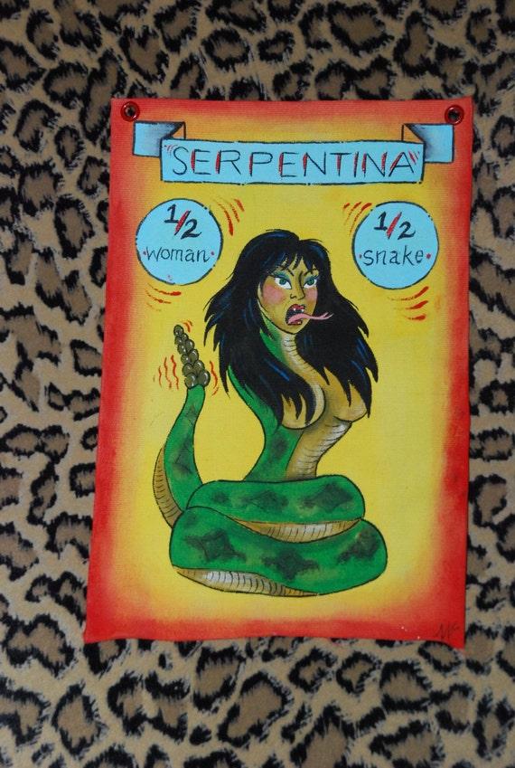 Snake Woman | Escape the Night Wikia | FANDOM powered by …