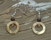 Almond Insight Earrings FREE SHIPPING