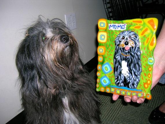 "5""x 7""  Custom pet portrait"