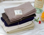 Hemp Cloth Napkins
