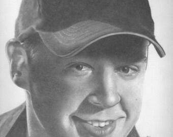 Sean Murray McGee Original Drawing