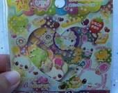 Sweet Bunny Bakery Sticker Sack