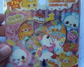 Cute Sweets Sticker Sack