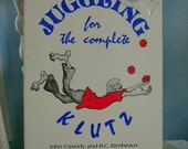 vintage 70s book juggling for the complete klutz Youth sports hobbies How to