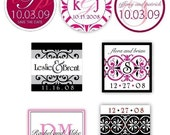Custom Design Fee-Wedding or Event Monograms high resolution printable file design