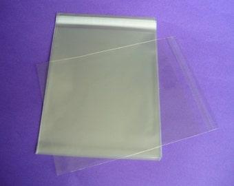200 13.4 x 17.2 (13x17) Clear Resealable Cello Plastic Envelopes/Bags