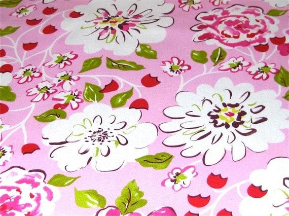 Sale home decor fabric dena designs tea garden by fabricity for Dena designs tea garden fabric