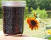 Organic Triple Berry Preserves Strawberry Raspberry and Blueberry Jam 8oz