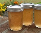 Apple Pear and Vanilla Jelly 8 oz Jar ORGANIC