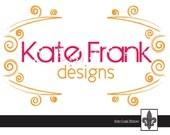 Premade Logo - Kate Frank