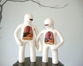 Mook Love, Cake Topper