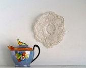 japanese porcelain bird lusterware teapot or creamer