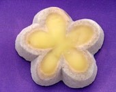 Shea Butter Filled Bath Flower Your Choice Of Scent