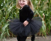 Reserved for Amber Christine- Black Cat 3 Piece Halloween Costumeble Tail