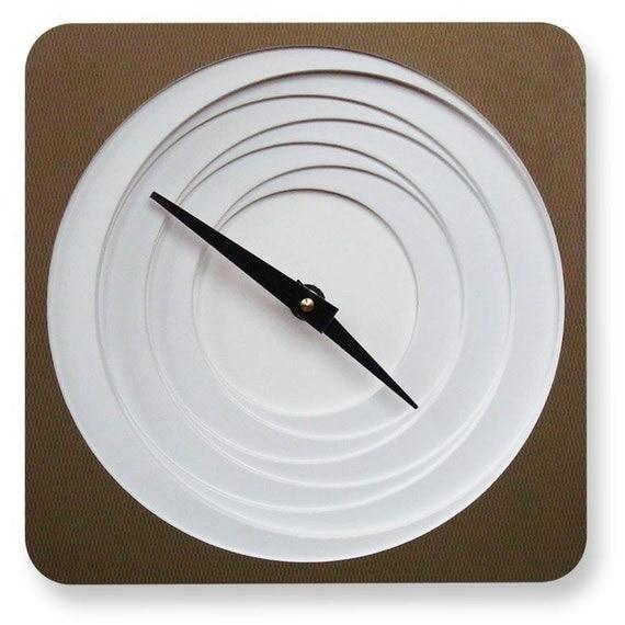 Petal Links Modern Wall Clock