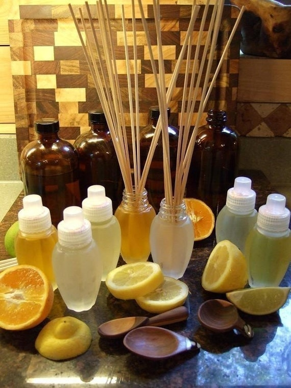 CUSTOMIZED SCENTED  Reed Diffuser