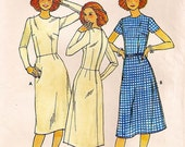 Butterick 3006 - Bust 36 - 1970s Fitting Shell Pattern