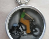 Biker Necklace