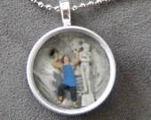 Sculptor Necklace