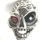 Lucky Numberz the Oracle Skull RIng