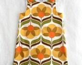 Fab Flower Dress 3T 4T 5T 6