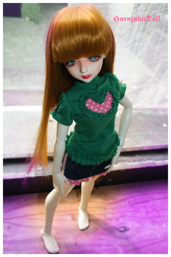 HarajukuDoll Lollypop outfit  for slim msd or narsha
