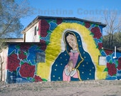 Our Lady - Ojo Caliente - PRINT - Award Winning Photography - Signed by Artist