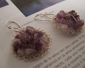 Sounds of the Amazon earrings