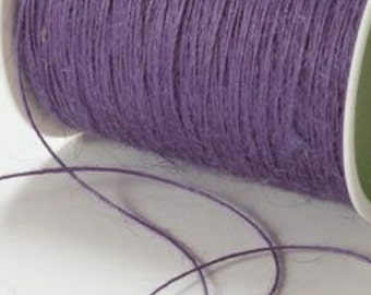 Purple Twine - 20 Yards