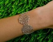 Round Filigree Bracelet