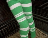 St. Patricks Day Cozy Sweater Pants Size 4-5
