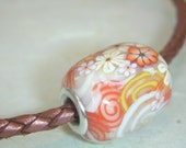 pandora handmade  bead by Hilla (BP039)