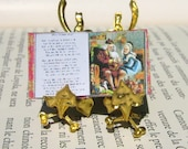 "Miniature book ""Christmas Boxes"""