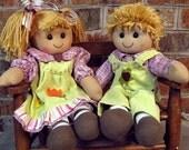 Custom Order Cutie Kids Dolls