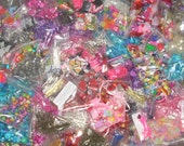 SALE & FREE U.S Shipping One Full Pound Mystery Jewelry Making Grab Bag Mix Beads Charms Cabochons Findings HuGE Lot NEW Not Destash