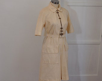 vintage marimekko dress / Rare 1968 MARIMEKKO FInland / 60s Dress