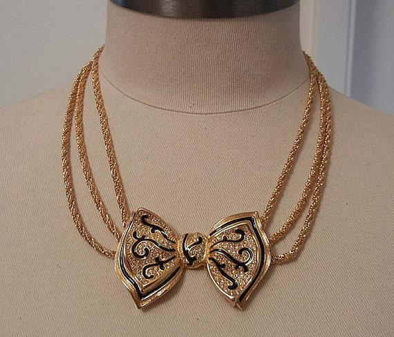 Find great deals on eBay for big bow necklace. Shop with confidence.
