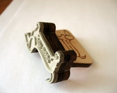 Custom rubber stamp - smaller sizes