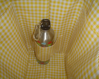 Water/Baby Bottle Interior Pocket