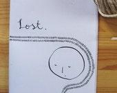 Lost zine