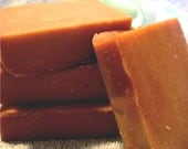 Rossoaps HONEY VANILLA Handmade Goat's Milk Soap