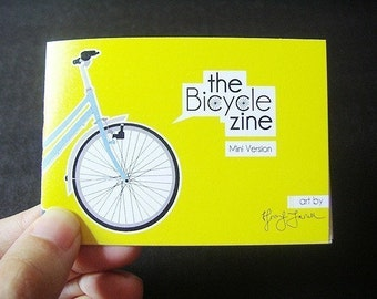The Bicycle Zine Mini Version