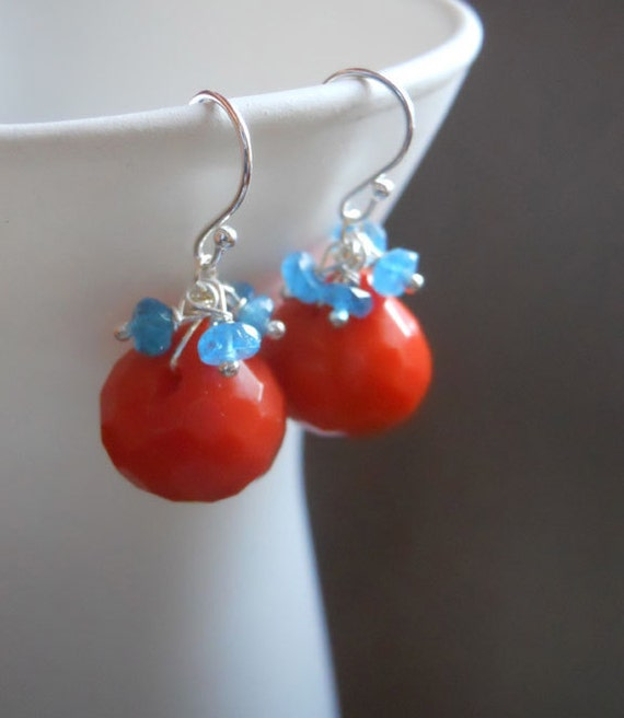 You Say Tomato... Earrings