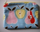 Yummy Fruit Zippered Pouch