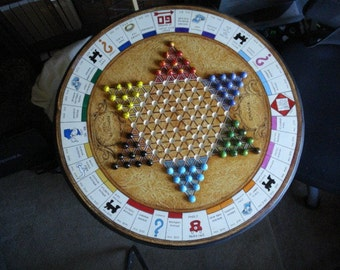 Chinese Checkers combo