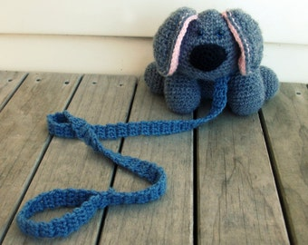 Download Now - CROCHET PATTERN Playful Puppy - Amigurumi - Pattern PDF