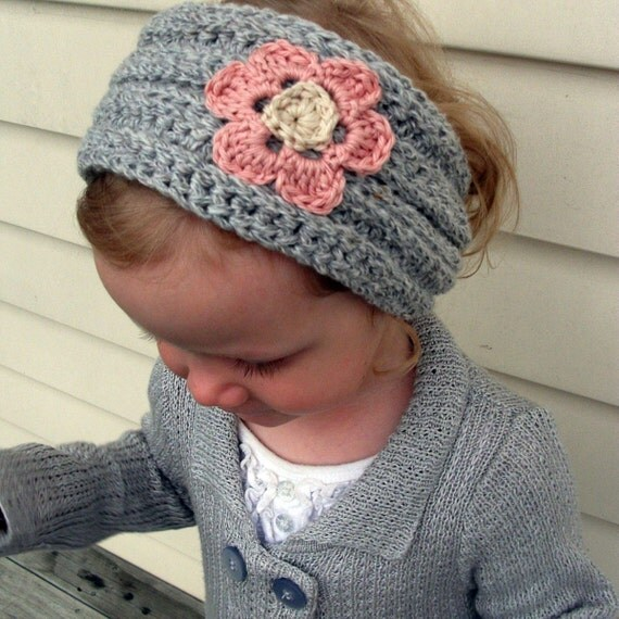 Download Now - CROCHET PATTERN Ice Princess Headwrap - All Sizes - Pattern PDF