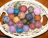Wool Dryer Balls by the Pair