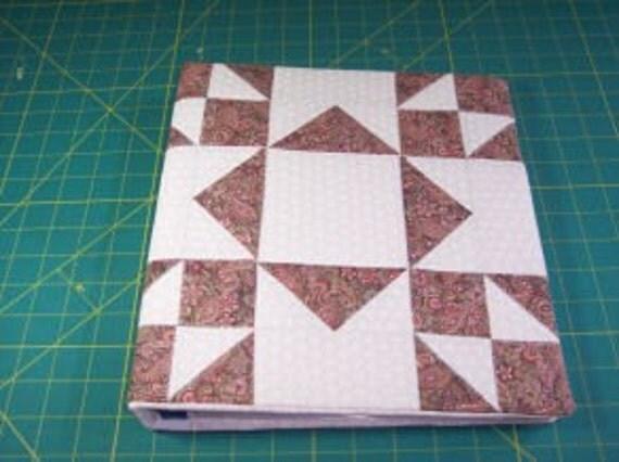 Handmade Quilted Photo Album