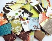 30  Matchbook Notepads  Matchbook Favors in  Funky Mix